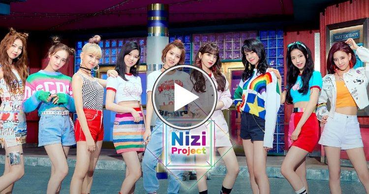 Nizi Project(虹プロジェクト)の配信サイトはどこ?NetflixやAmazonプライムビデオ、U-NEXTなどでも見れるか調査!